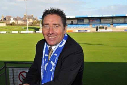 Jim McInally October 7 2011