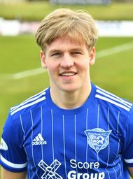 Peterhead open up negotiations for Hamish Ritchie